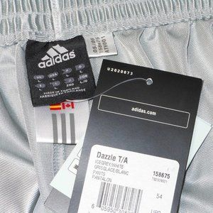 New Adidas Dazzle basket ball track pant